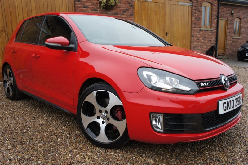 used VW Golf GTI DSG in in-west-yorkshire