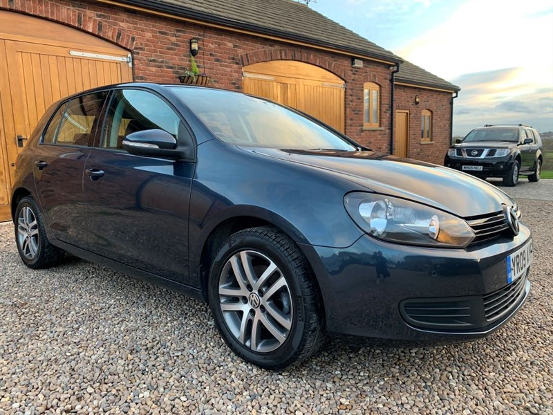 used VW Golf SE TSI in in-west-yorkshire