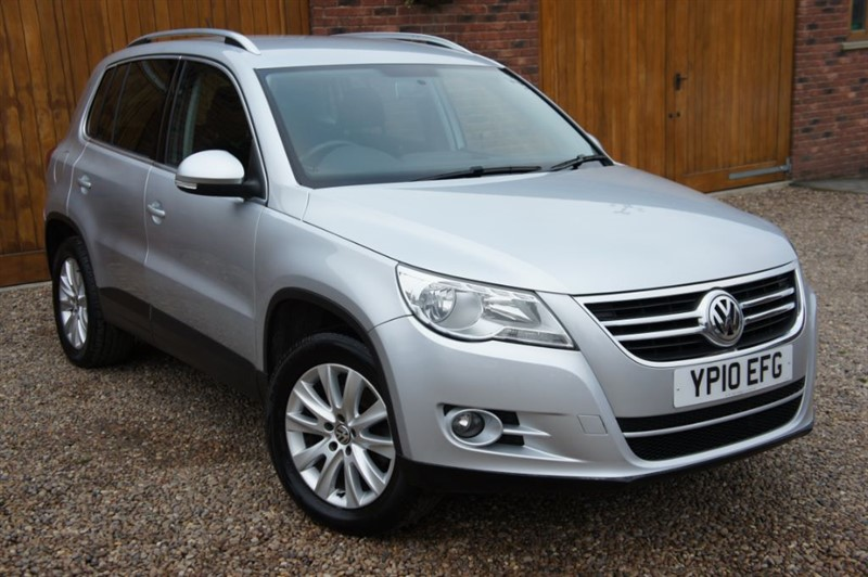 used VW Tiguan SE TDI 4MOTION in in-west-yorkshire