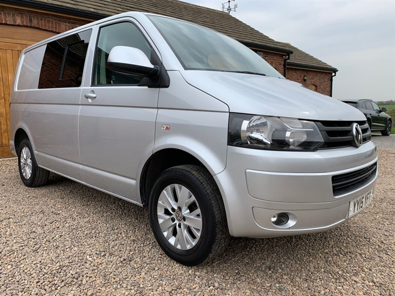 used VW Transporter T28 TDI HIGHLINE in in-west-yorkshire