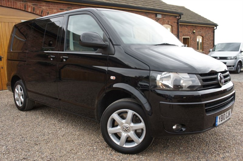 used VW Transporter T32 TDI KOMBI DSG AUTOMATIC  8 SEATER in in-west-yorkshire