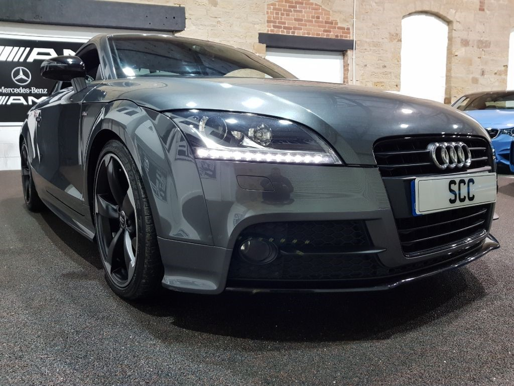 Used Audi Tt For Sale Guiseley West Yorkshire