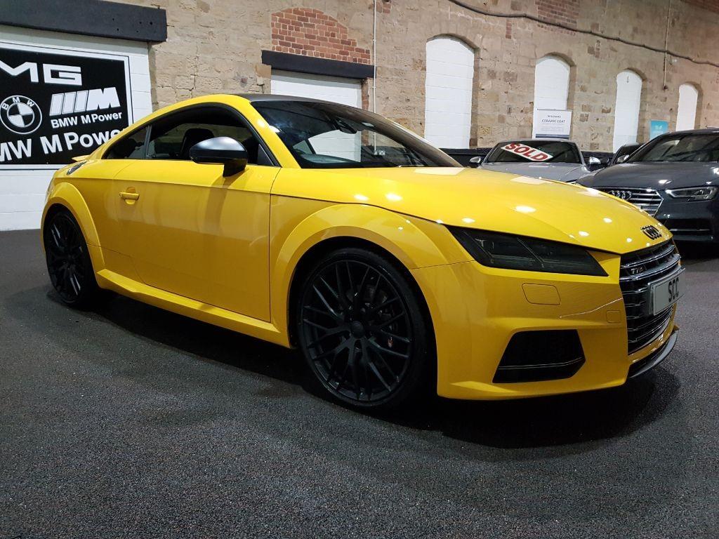 Audi Tt For Sale >> Used Audi Tt For Sale Guiseley West Yorkshire