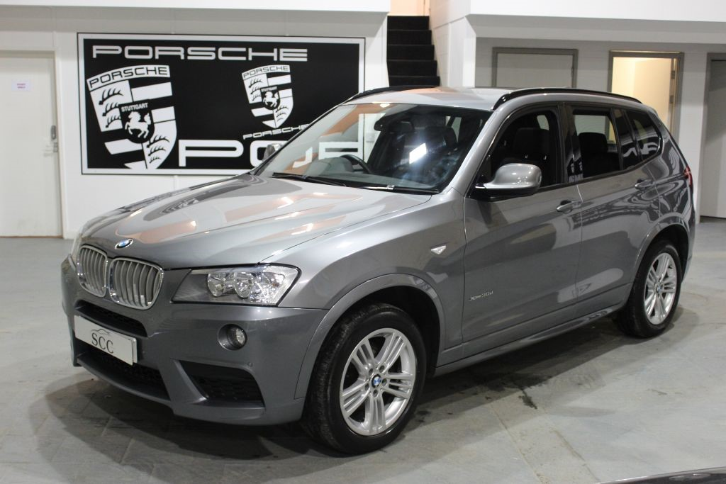 Used BMW X3 For Sale  Guiseley West Yorkshire