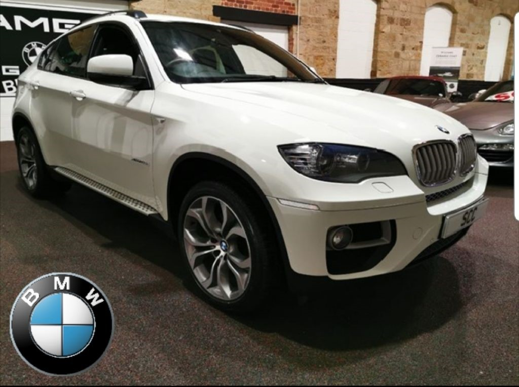 Used Bmw X6 For Sale Guiseley West Yorkshire