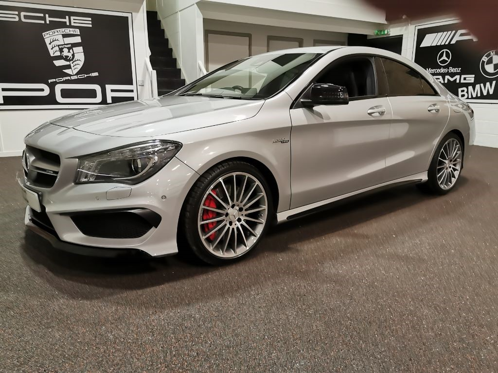 Mercedes Cla 45 Amg For Sale >> Used Mercedes Cla45 Amg For Sale Guiseley West Yorkshire