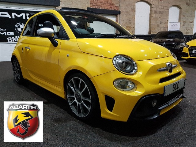 used Abarth 500 595C TURISMO MTA in yeadon-leeds-for-sale