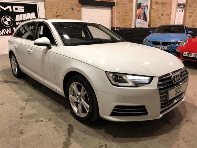 used Audi A4 Avant TDI QUATTRO SPORT in yeadon-leeds-for-sale