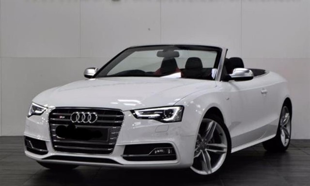used Audi A5 TDI QUATTRO S LINE SPECIAL EDITION in yeadon-leeds-for-sale