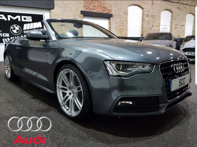 used Audi A5 A5 S LINE SPECIAL EDITIONS TDI QUATTRO AUTO in yeadon-leeds-for-sale
