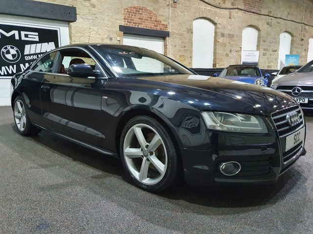 used Audi A5 TDI S LINE in yeadon-leeds-for-sale