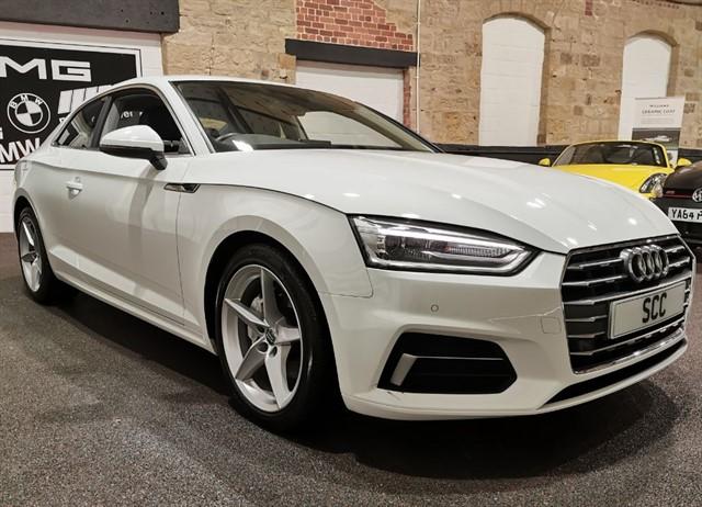 used Audi A5 TDI ULTRA SPORT in yeadon-leeds-for-sale