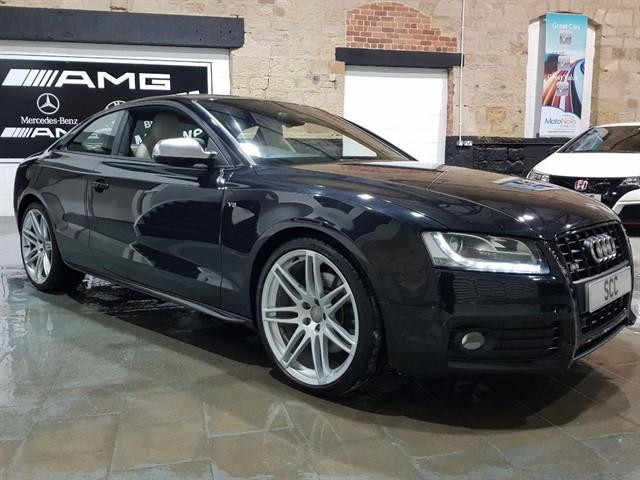 used Audi S5 S5 FSI QUATTRO in yeadon-leeds-for-sale