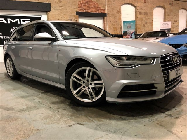 used Audi A6 Avant TDI ULTRA S LINE in yeadon-leeds-for-sale