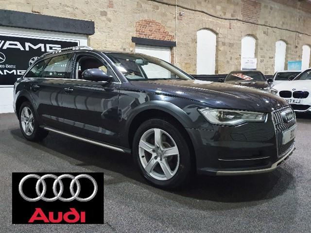 used Audi A6 allroad ALLROAD TDI QUATTRO in yeadon-leeds-for-sale