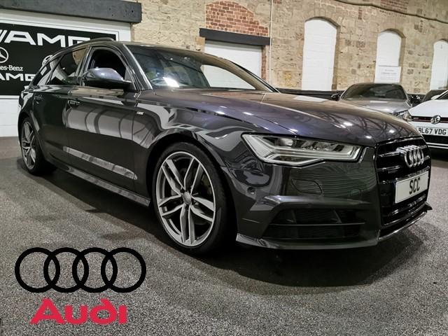 used Audi A6 Avant AVANT TDI QUATTRO S LINE BLACK EDITION in yeadon-leeds-for-sale