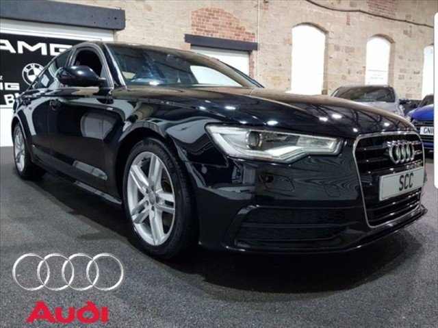 used Audi A6 TDI ULTRA S LINE in yeadon-leeds-for-sale