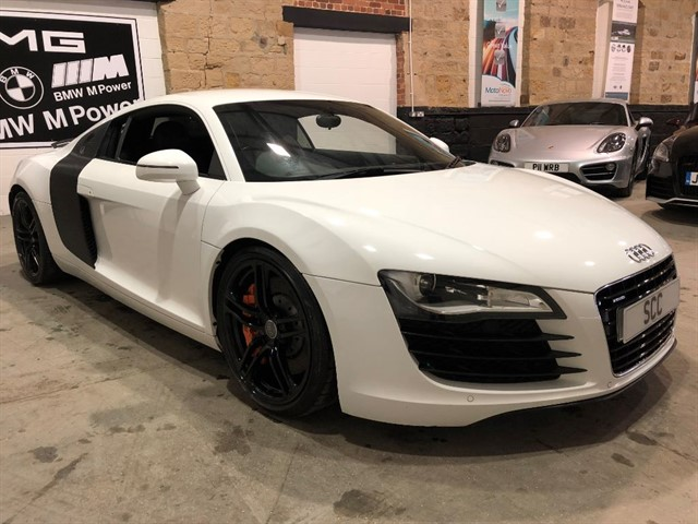 used Audi R8 QUATTRO in yeadon-leeds-for-sale