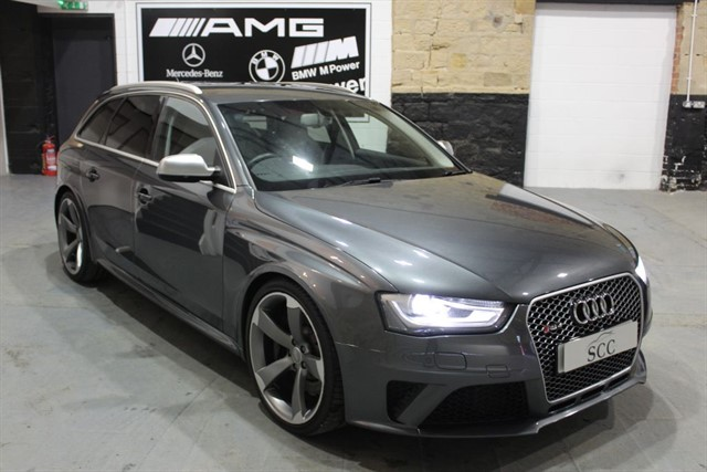 used Audi RS4 Avant ***SPORTS PACK*** in yeadon-leeds-for-sale