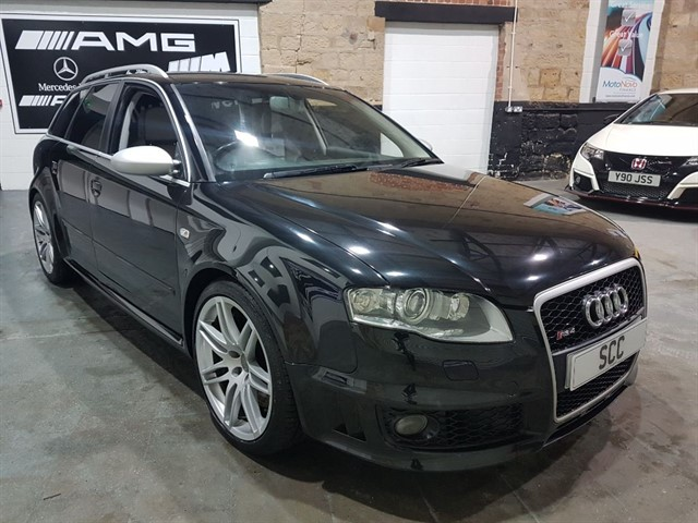 used Audi RS4 Avant RS4 QUATTRO in yeadon-leeds-for-sale