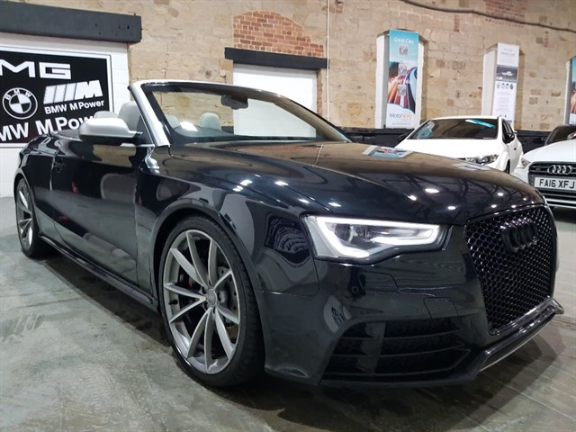used Audi RS5 RS5 FSI QUATTRO in yeadon-leeds-for-sale