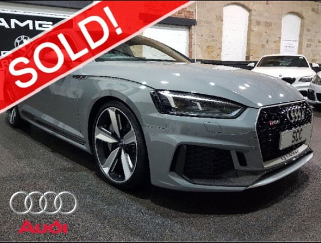 used Audi RS5 RS 5 TSFI QUATTRO in yeadon-leeds-for-sale