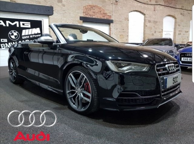 used Audi S3 S3 QUATTRO in yeadon-leeds-for-sale