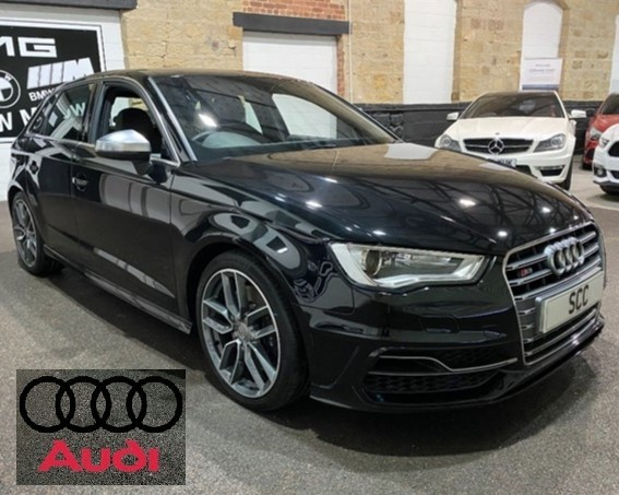 used Audi S3 SPORTBACK QUATTRO NAV in yeadon-leeds-for-sale