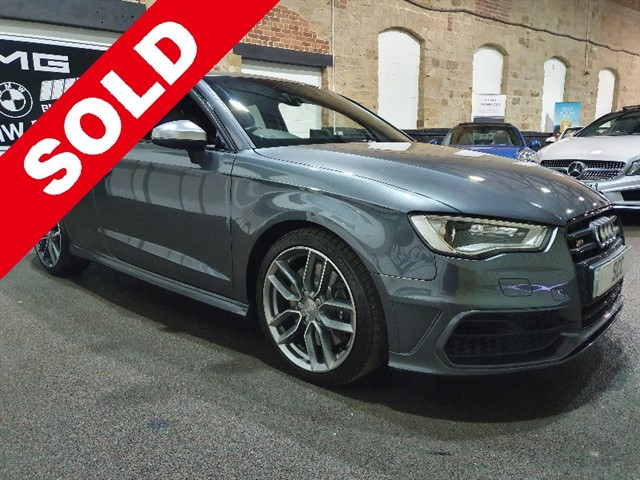 used Audi S3 QUATTRO NAV in yeadon-leeds-for-sale
