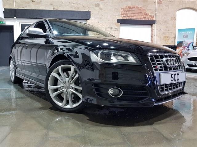 used Audi S3 S3 QUATTRO in yeadon-leeds-for-sale