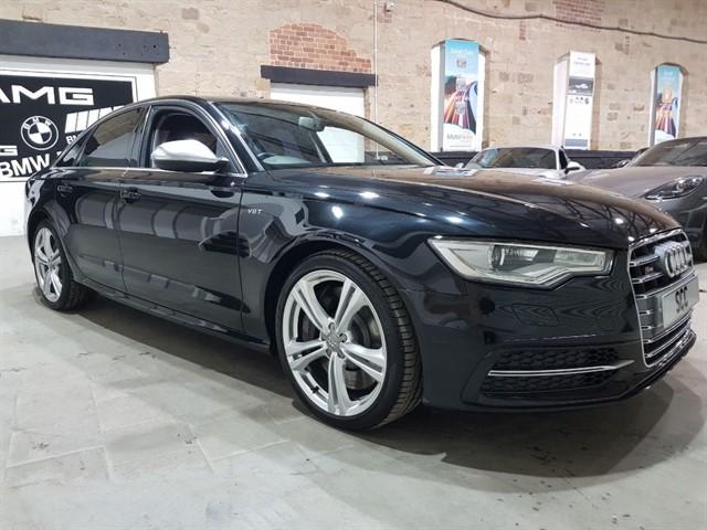 used Audi S6 S6 TFSI QUATTRO in yeadon-leeds-for-sale