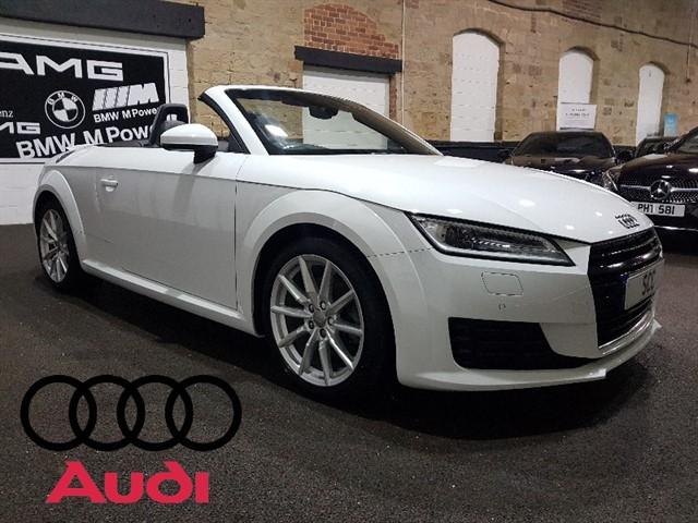 used Audi TT TFSI SPORT in yeadon-leeds-for-sale