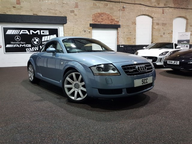 used Audi TT QUATTRO in yeadon-leeds-for-sale