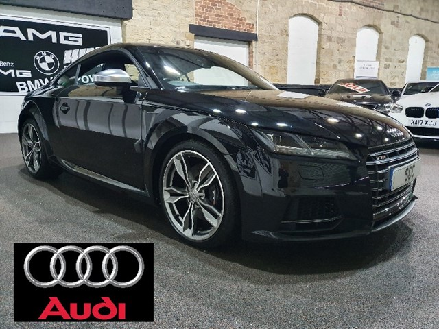 used Audi TTS TTS TFSI QUATTRO in yeadon-leeds-for-sale