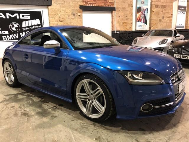 used Audi TTS TTS TFSI QUATTRO in yeadon-leeds-for-sale