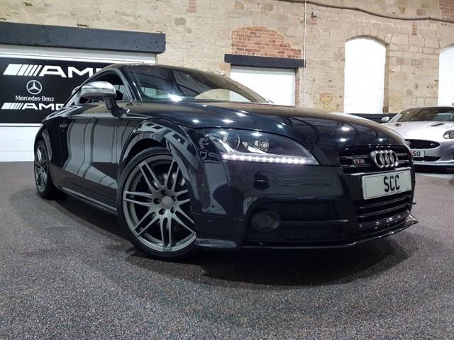 used Audi TTS TTS TFSI QUATTRO BLACK EDITION in yeadon-leeds-for-sale