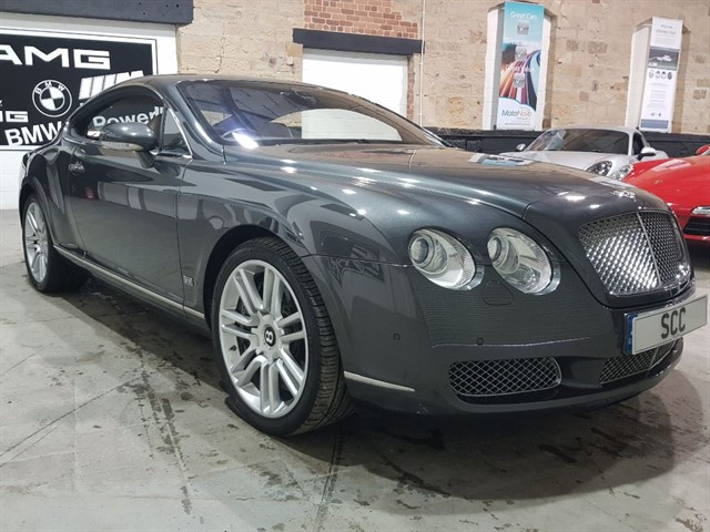 used Bentley Continental GT DIAMOND EDITION in yeadon-leeds-for-sale