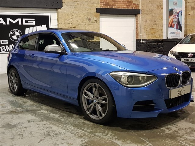 used BMW 1 Series M m135i 3.0 step auto in yeadon-leeds-for-sale