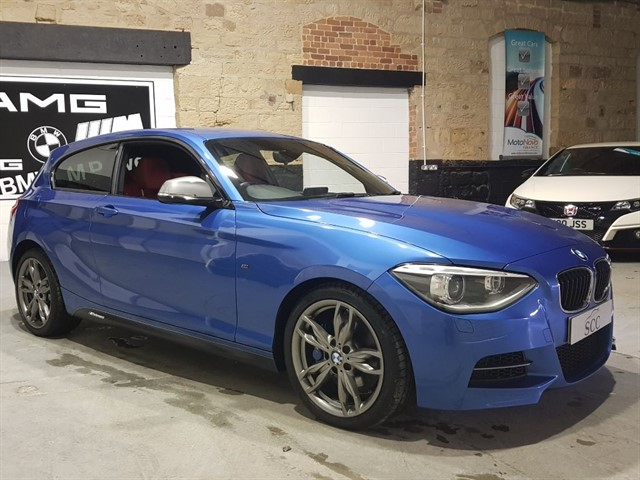used BMW 1 Series M 135I in yeadon-leeds-for-sale
