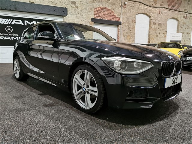 used BMW 116d M SPORT in yeadon-leeds-for-sale