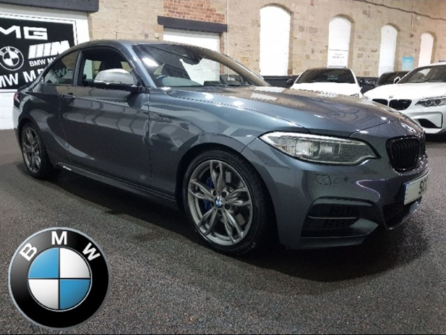 used BMW M235i M235i AUTO in yeadon-leeds-for-sale