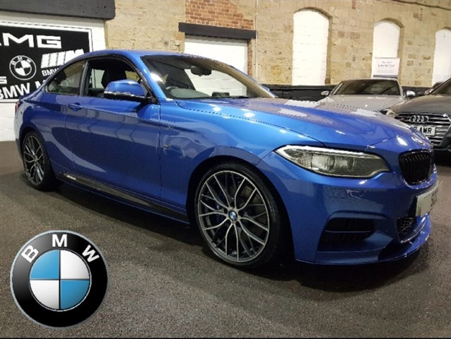 used BMW M235i M Performance Pack in yeadon-leeds-for-sale