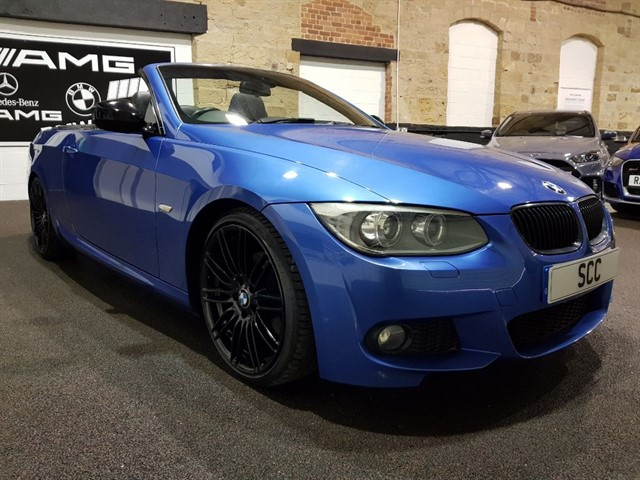used BMW 320d M SPORT in yeadon-leeds-for-sale