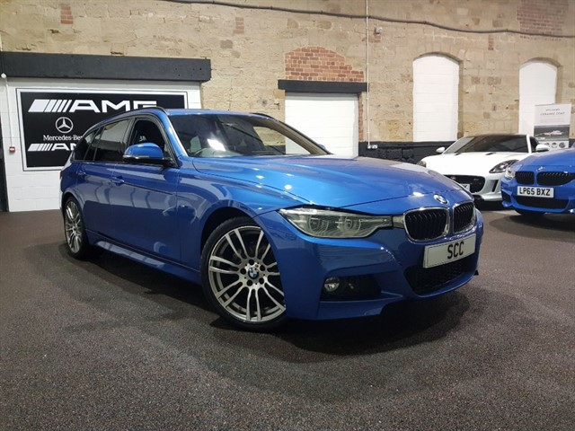 used BMW 320d M SPORT TOURING in yeadon-leeds-for-sale