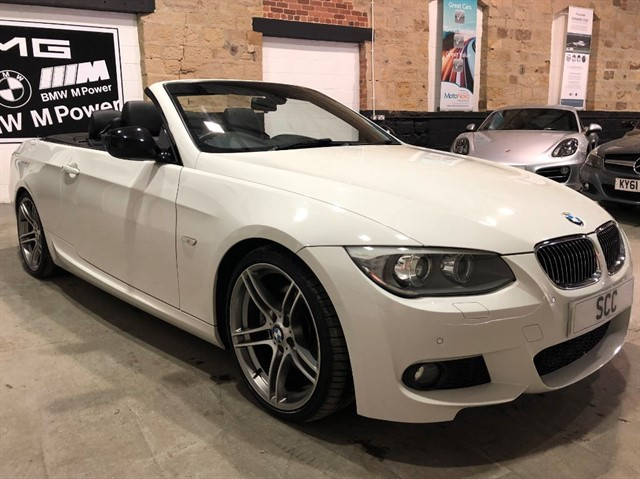 used BMW 325d SPORT PLUS EDITION in yeadon-leeds-for-sale