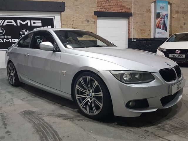 used BMW 325d 325d M SPORT COUPE in yeadon-leeds-for-sale