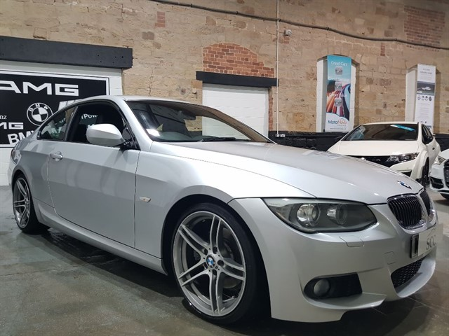 used BMW 325i M SPORT in yeadon-leeds-for-sale