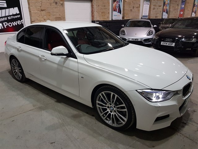 used BMW 328i M SPORT in yeadon-leeds-for-sale