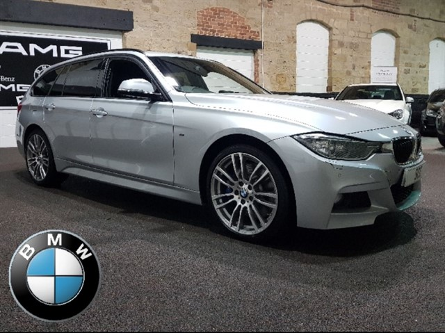 used BMW 330d XDRIVE M SPORT TOURING in yeadon-leeds-for-sale
