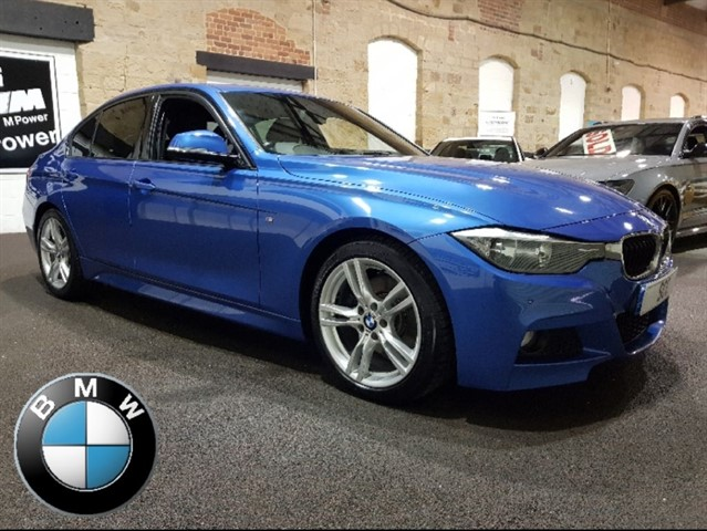 used BMW 330d M SPORT in yeadon-leeds-for-sale